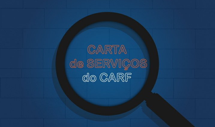 CARF lança sua nova CARTA DE SERVIÇOS